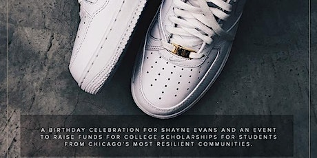 Sneakers and Scholarships 2 tickets