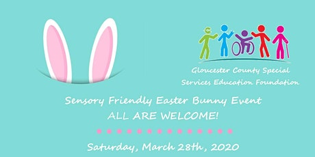 Sensory Friendly Easter Bunny Event tickets