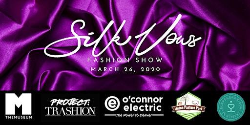 The Silk Vows Fashion Show Fundraiser