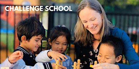 Preschool Open House- Challenge School Bilingual Mandarin English Immersion tickets