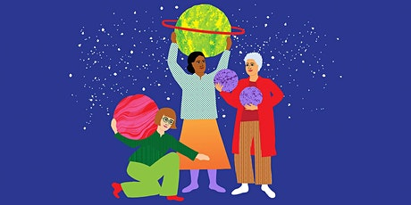 The Forgotten Women of Astronomy - All About Women festival live stream tickets