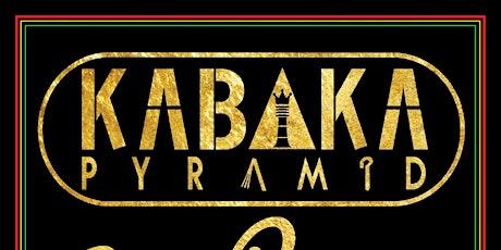 Kabaka Pyramid & Spawnbreezie tickets