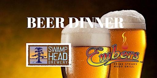 Swamp Head Beer Dinner