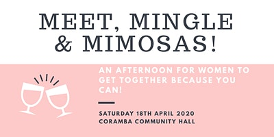 Meet, Mingle & Mimosas!
