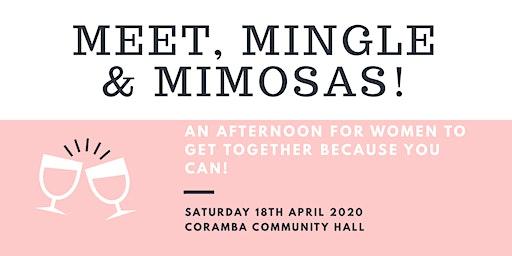 Meet, Mingle & Mimosas!