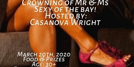 Mingle with the Grown & Sexy of the Bay! tickets