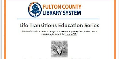 Life Transition Education Series tickets