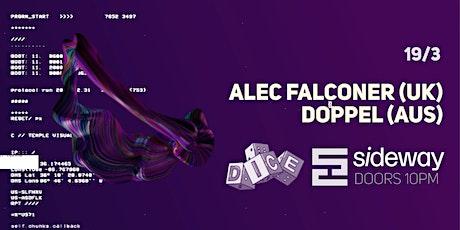 Short Circuit & DICE Pres. Alec Falconer + Doppel tickets