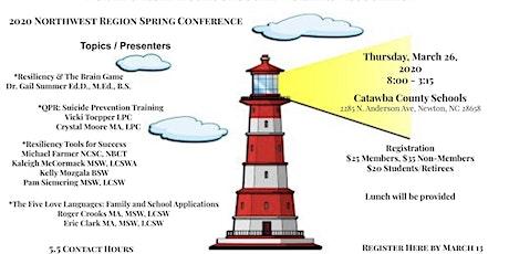 Northwest Region Spring Conference - NCSSWA tickets
