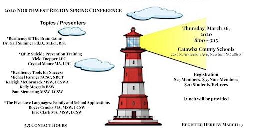 Northwest Region Spring Conference - NCSSWA