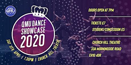 QMU Dance Showcase 2020 tickets
