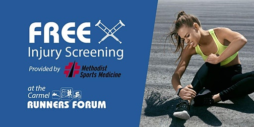 FREE Injury Screening