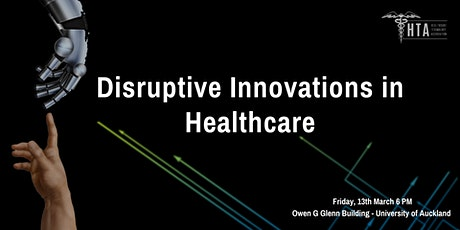 Disruptive Innovation In Healthcare tickets