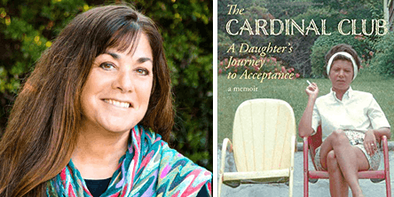 Suzanne Maggio Reading and Signing The Cardinal Club