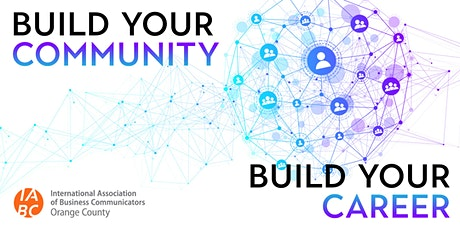 Build your Community - Build your Career tickets