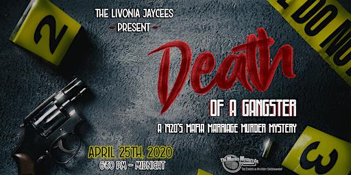 Death of a Gangster - A Mafia Murder Mystery Event