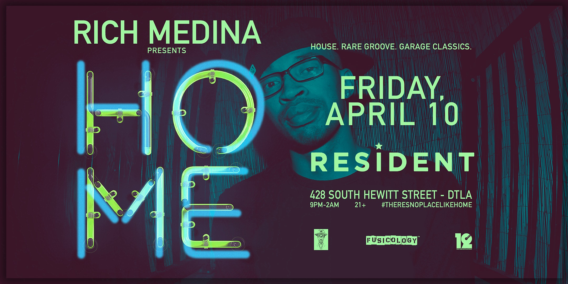 Postponed // Rich Medina Presents HOME