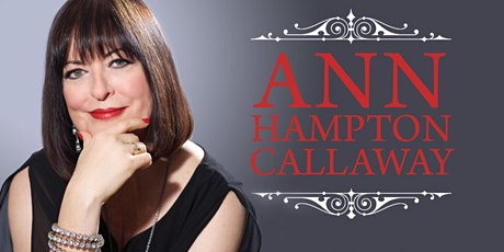 Ann Hampton Callaway: Fever! The Peggy Lee Century tickets