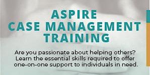 ASPIRE Case Management Training (Toronto)