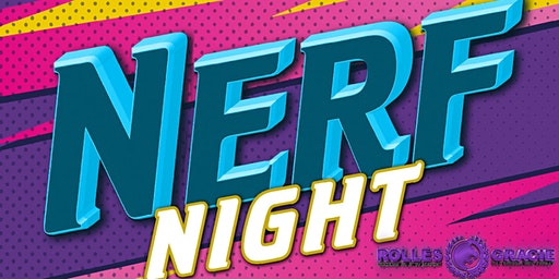 Nerf Parents' Night Out