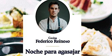 Ciclo de cocina Mingo: Noche para agasajar