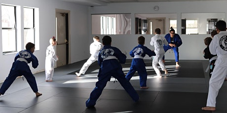 Longmont Martial Arts Summer Camp - Ages 4-13 - Session 1: July 6-9 tickets