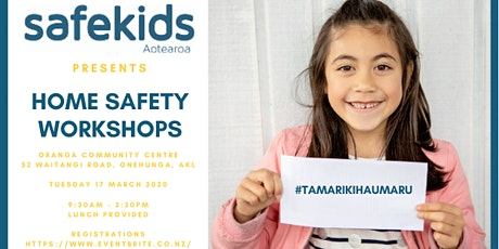 Auckland Home Safety Workshop tickets