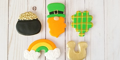 March Cookie Decorating Class