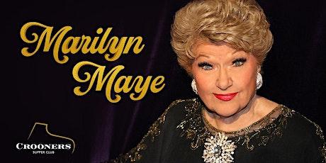Marilyn Maye: Maye in May tickets