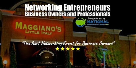Networking Entrepreneurs, Business Owners and Professionals - DG tickets