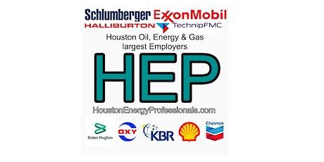 Houston Energy Professionals tickets