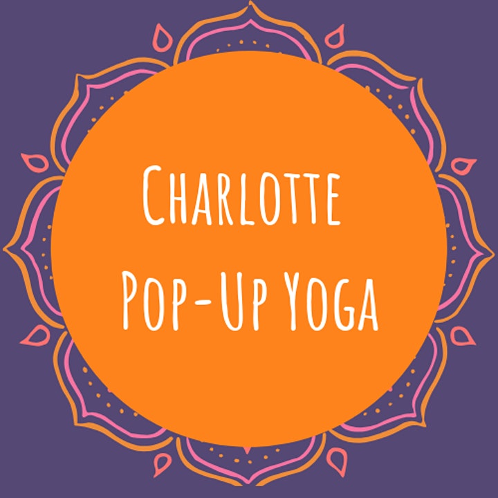 LLN Experience featuring Charlotte Pop-Up Yoga image