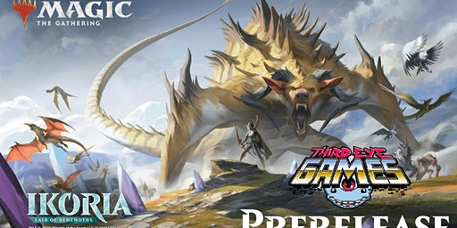 Magic the Gathering Ikoria Monster Weekender Package (ALL EVENTS!)
