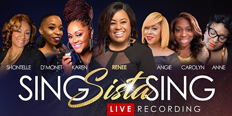 SingSistaSing Live Recording #BlackArtsEdition tickets