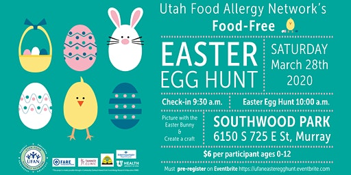 UFAN's Food Free Easter Egg Hunt