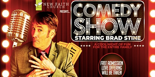 Comedy Show with Brad Stine