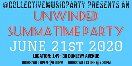UNWINDED SUMMATIME PARTY tickets