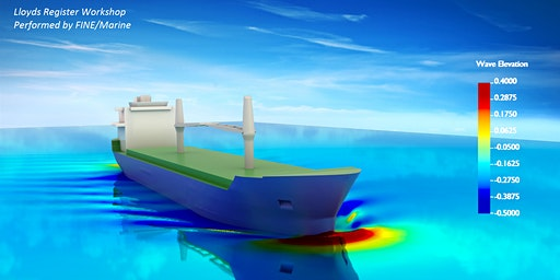 MARINE INNOVATION WITH NUMECA'S FINE™/MARINE