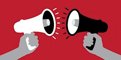 Speakeasy Talk @ GSV: Fake News and Free Speech w/ Dr. Étienne Brown tickets