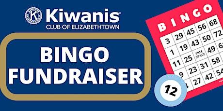 BINGO Fundraiser tickets