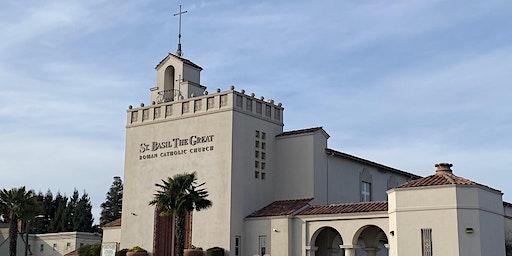 St Basils 70th Anniversary Celebration