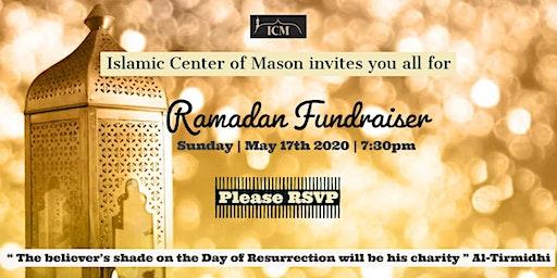 Ramadan Fundraising Dinner 2020