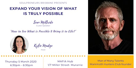 Expand Your Vision of What is Truly Possible tickets