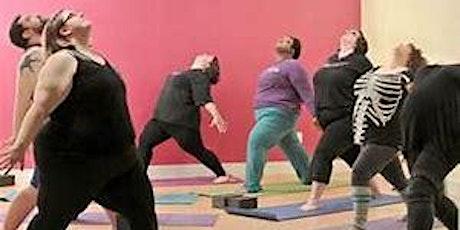 Body Konfidence Yoga with Kim tickets