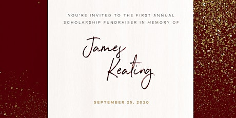 James Keating Scholarship Fundraiser tickets