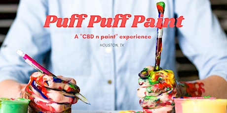 Puff Puff Paint *Vendors Wanted tickets