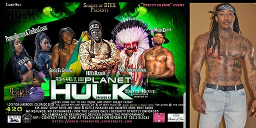Planet Hulk, Episode 2, Exotic Entertainment