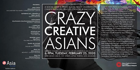 Crazy Creative Asians tickets