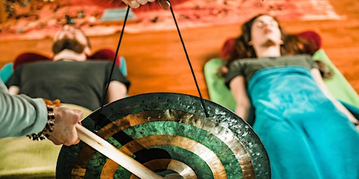 Gong Sound Bath for Relaxation and Healing