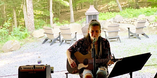 Charlotte Reilly Performs at Ledge Rock Hill Winery